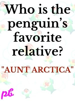 Aunt Arctica