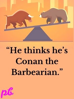 Conan the Barbearian