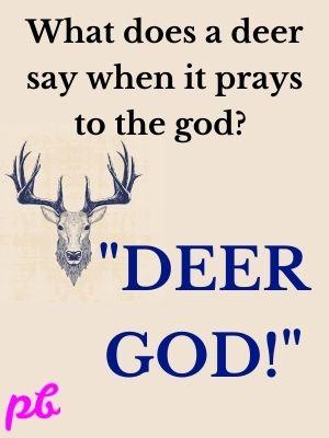 Deer God!