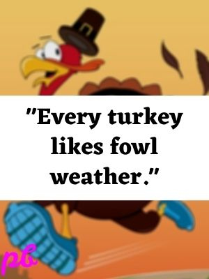 More Turkey Puns Captions For Thanksgiving You Can Use
