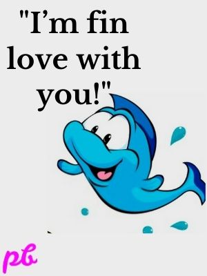 """""""I'm fin love with you!"""""""