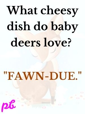 What do baby deers love