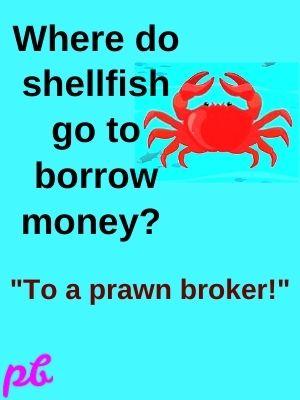 crab punny puns