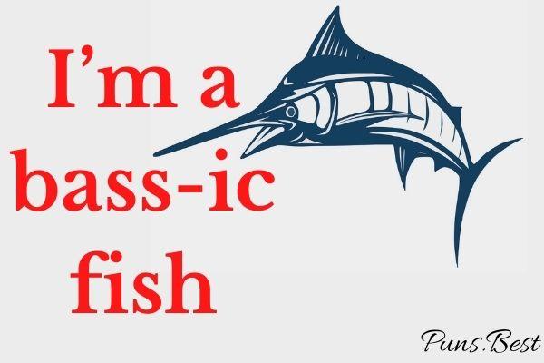 cute fish puns