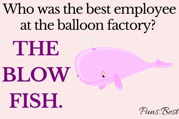 fish jokes and puns
