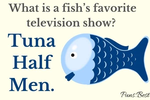 funny fish puns