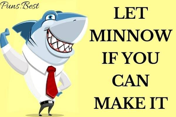 puns about fish