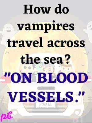 vampires travel
