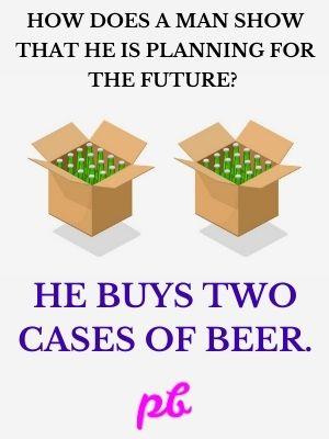 Future Planning Beer Puns