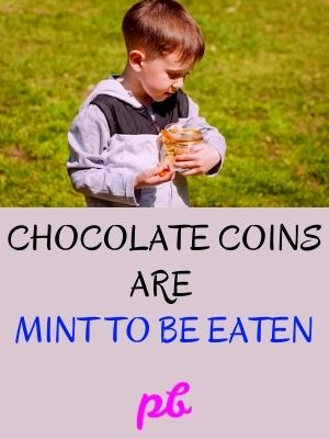 Chocolate Coins Jokes