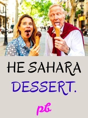 Dessert Puns