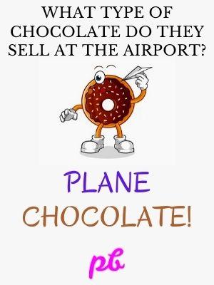 Funny Chocolate Puns