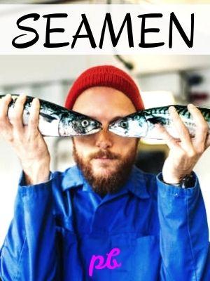 Funny Seamen Pic Caption