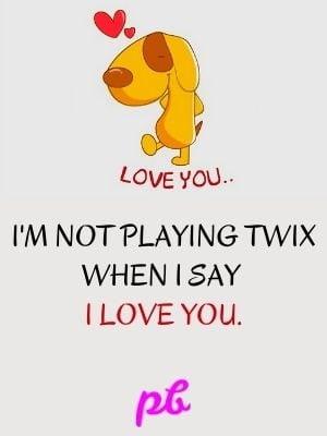 I Love You Puns & Jokes