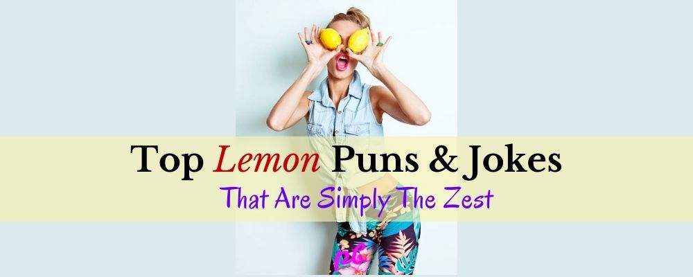 Lemon Puns & Jokes