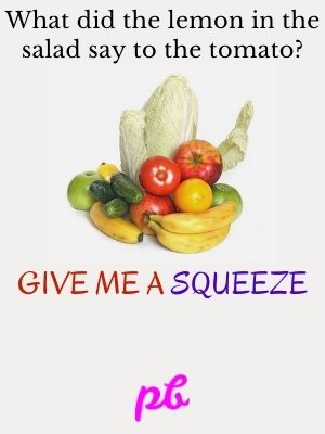 Lemon Tomato Squeeze Puns & Jokes