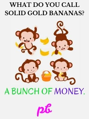Monkey Banana Puns & Jokes