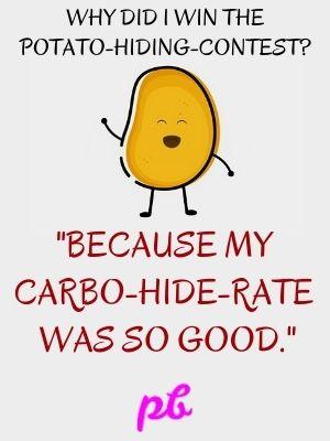 Question Answer Potato Puns