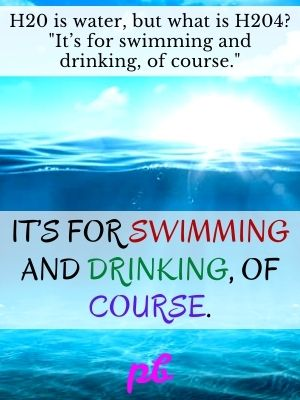 Swimming Drinking Water Captions