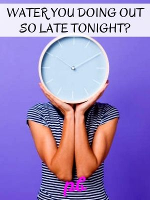 What You Doing Out So Late Tonight